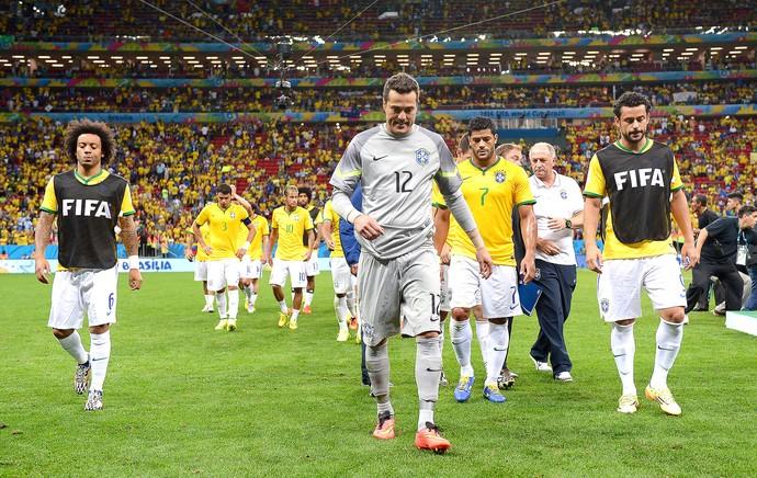 brasil cai no ranking da fifa