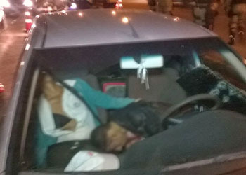 O motorista portava revólver calibre 38 municiado.Diz delegada