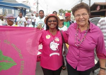 Deputada que se intitula como representante do sertão ao litoral tem percorrido centenas de municípios em todo estado.