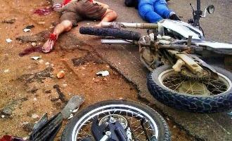 Não foi informado pela Polícia Rodoviária Federal  quem causou o acidente
