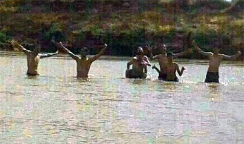 jovens mortos no rio sçao francisco