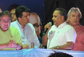 Zé Chico herda o número de Zé Ronaldo quando deputado federal e Adriano o número de Zé quando foi estadual.