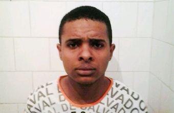 Tio Chico após ser capturado em Coité.