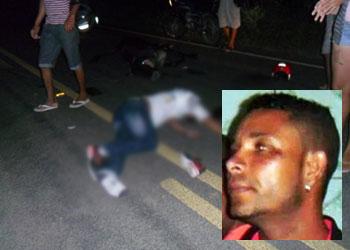 Informação da morte de Buti chegou praticamente no momento que estava sendo sepultado corpo da esposa.