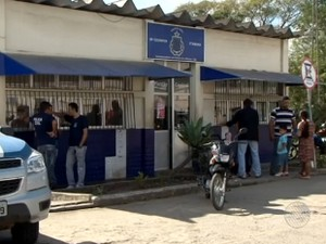 Policiais iniciaram paralisação na segunda-feira