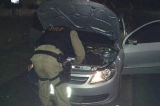 Carro foi roubado em Salvador no ano de 2011