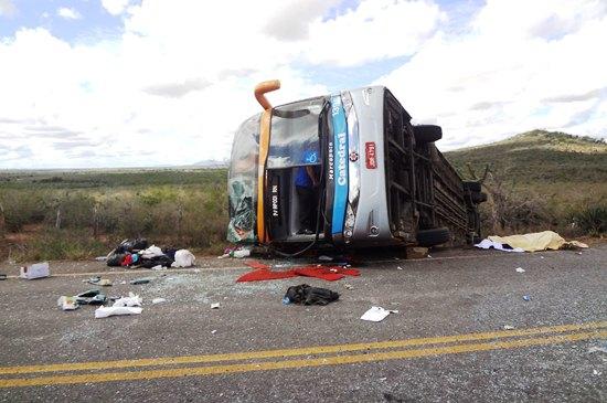 Acidente em estrada que liga os municípios de Itaberaba e Ipirá deixa dois mortos - FOTO Jornal da Chapada 2
