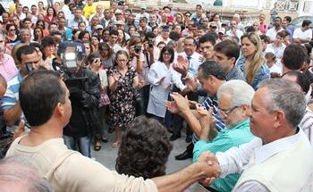 """Mérito para doutor Eneas"" reconheceu o prefeito."