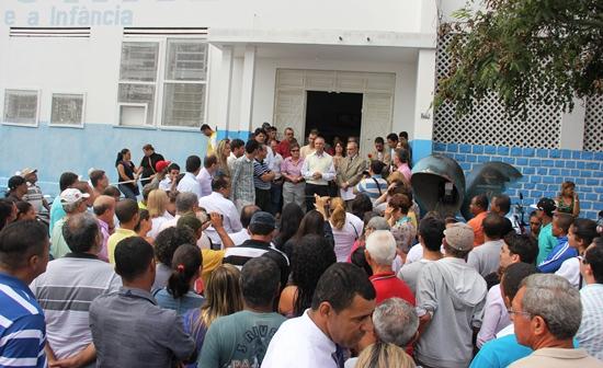Hospital Portugês de Coité unidade Regional - foto- Raimundo Mascarenhas