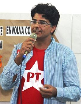 Danilo foi o vereador mais votado em Coité.