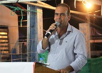 Flávio discurso de abertura do Leilão