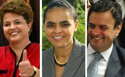 Os resultados tiraria qualquer hipótese de a eleição ser decidida no primeiro turno.