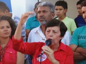 Cecilia foi prefeita de Itiúba, antes se candidatou a deputada e teve votação expressiva.