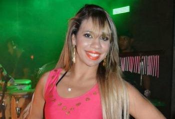 Jovem dançarina teve passagem por outras bandas da Bahia I foto: Portal Jaguarari