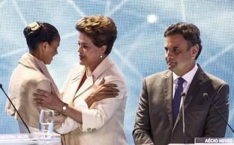 Aécio Neves entra no páreo e pode tirar Marina da disputa.