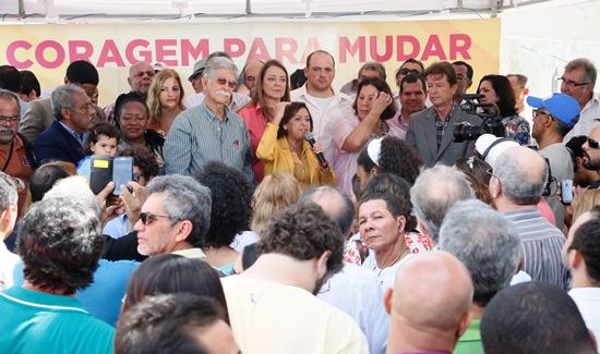 inauguracao do comitê (Foto Manuela Cavadas)