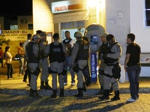 Militares teriam reagido aos tiros disparados pelos homens que estavam no motel.