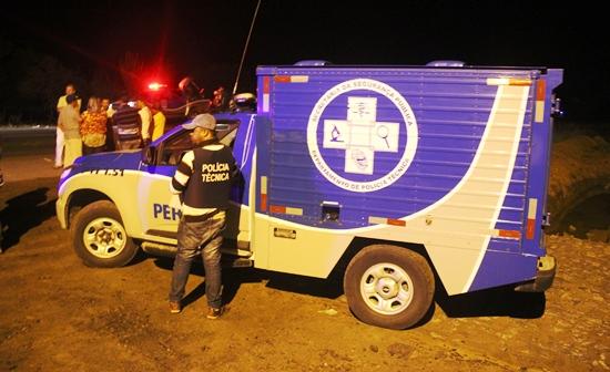 Um acidente aconteceu a poucos metros do Espaço Paradaise e entrada e acesso ao Distrito de Barreiros.