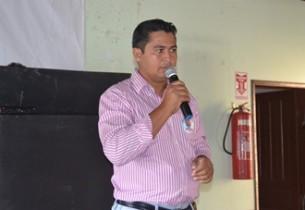 vereador Tião ja desponta como um dos nomes do partido para concorrer ao executivo.
