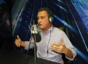Candidato ao governo do estado Rui Costa (PT)