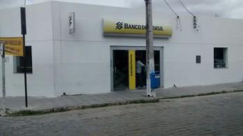 Agência do Banco do Brasil em Queimadas