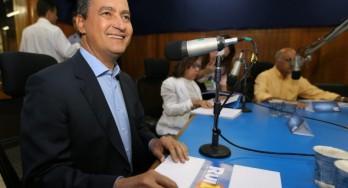 Rui Costa, candidato a governador pela coligação Pra Bahia Mudar Mais