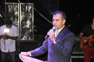 Prefeito Assis disse que a tradição da festa deve melhorar a cada ano.