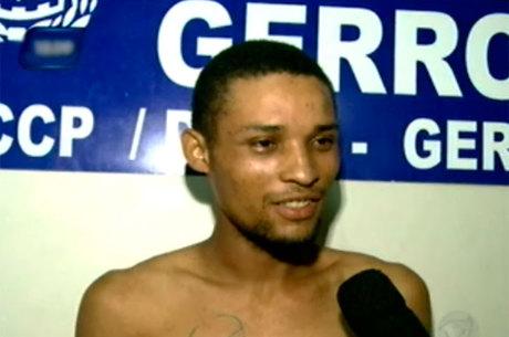 O acusado afirmou que estava devendo R$ 500 devido à dívida de drogas.