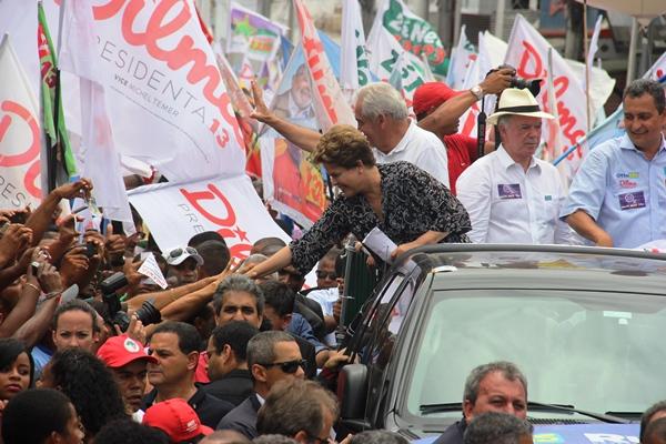 Carreata de Dilma e Rui em Feira de Santana - foto- Raimundo Mascarenhas - CN (43)