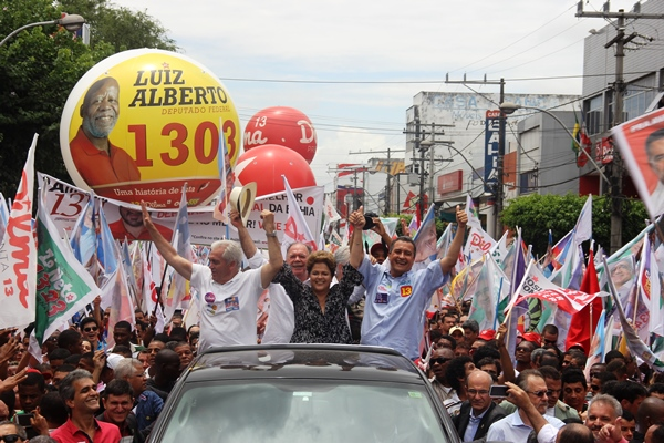 Carreata de Dilma e Rui em Feira de Santana - foto- Raimundo Mascarenhas - CN (52)