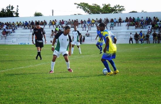 Coité pega Ribeira do Pombal na segunda fase.Neste domingo venceu Biritinga por 1 a 0.