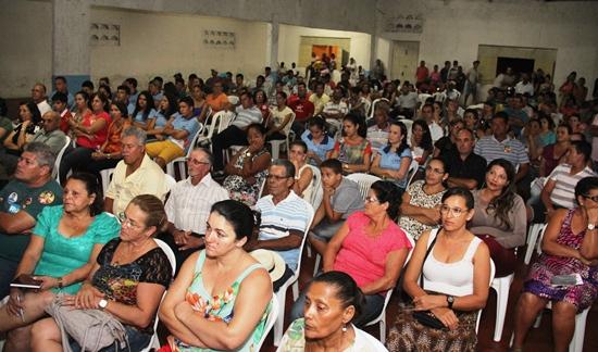 Debate entre candidatos a deputado estadual em Retirolândia - Foto- Raimundo Mascarenhas - Calila Noticias - 1