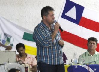Alex Lopes disputa pela primeira vez uma vaga de deputado estadual, ele que é vice prefeito de Coité.