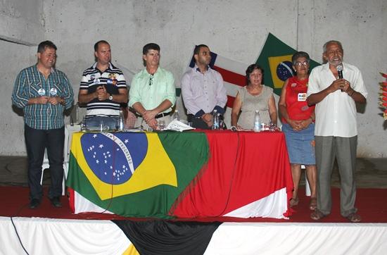 Debate entre candidatos a deputado estadual em Retirolândia - Foto- Raimundo Mascarenhas - Calila Noticias - des
