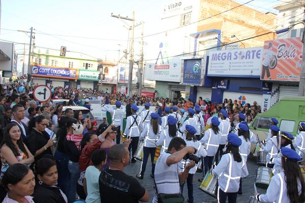 Desfile Cívico de 7 de Setembro em Coité - Foto - Raimundo Mascarenhas (28)