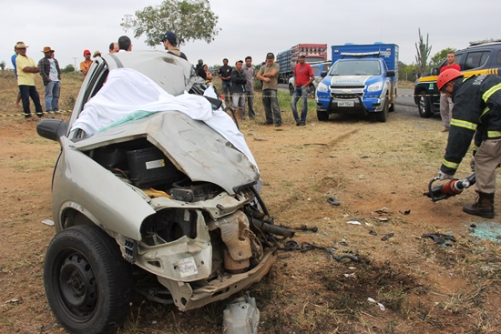 acidente próximo Gavião - 3