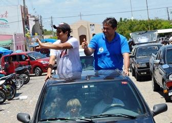 Alex em Rômulo Campos