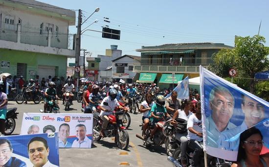 carreata de Rui -Cansanção - motos - foto - Raimundo Mascarenhas