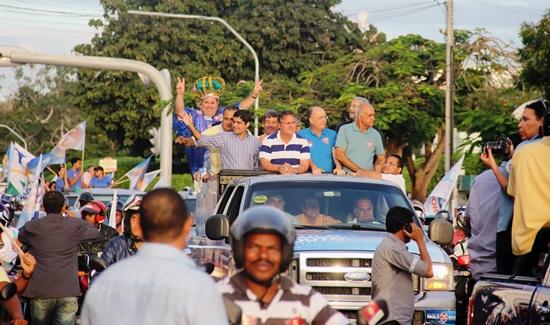 chapa de oposição em feira -2 - foto- Raimundo Mascarenhas