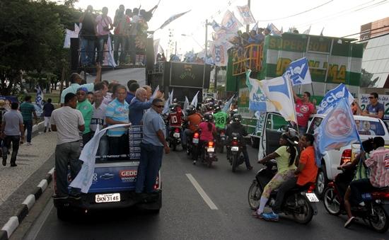 chapa de oposição em feira -3 - foto- Raimundo Mascarenhas