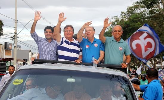 chapa de oposição em feira -des - foto- Raimundo Mascarenhas