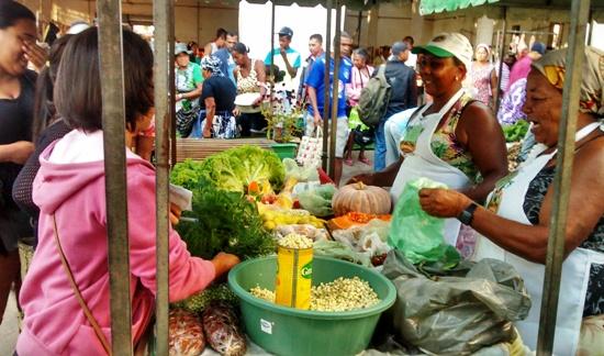 feira agroecológica - 2