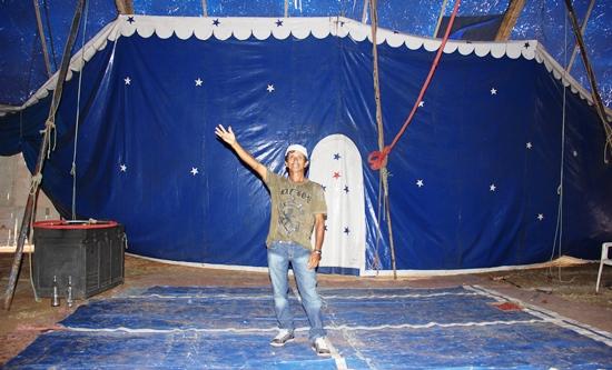 golden circus - 5 foto- raimundo mascarenhas