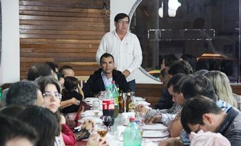 Francisco Apolônio é secretário municipal da Industria, Comercio e Turismo