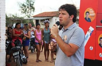 Luiz Argôlo garantiu trabalhar ainda mais por Retirolândia.