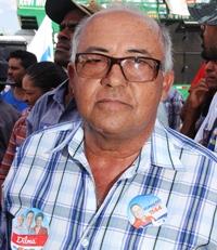 Secretário de Transportes Juarez Pinto