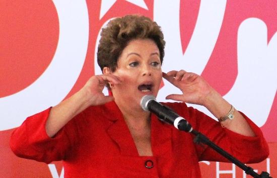 Dilma em campanha do segundo turno - 09-10-14 (141) Foto Raimundo Mascarenhas