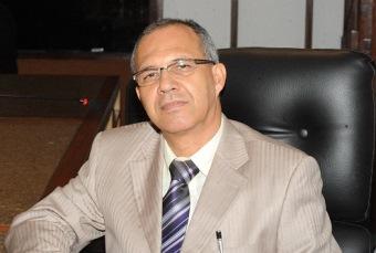 Carlos Geilson é radialista em Feira de Santana
