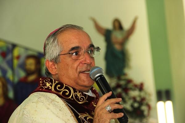 Celebração dos 30 anos de bispado de Dom Itamar Vian - foto- Raimundo Mascarenhas (24)