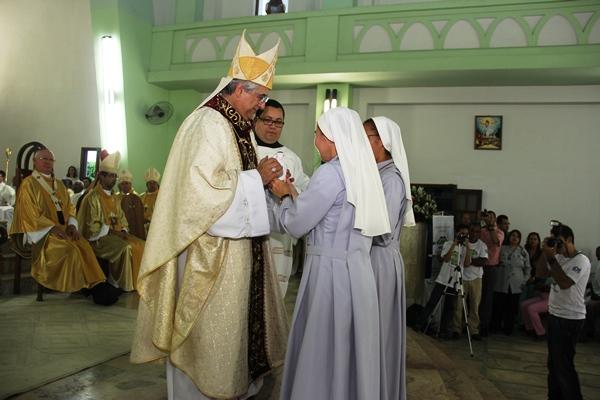 Celebração dos 30 anos de bispado de Dom Itamar Vian - foto- Raimundo Mascarenhas (27)